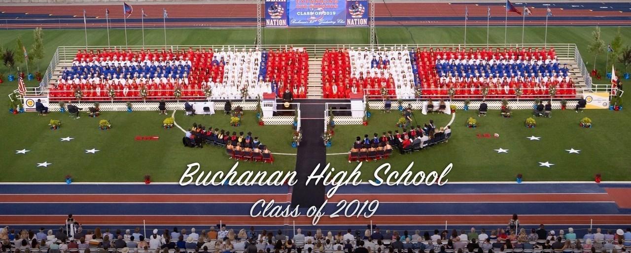 Graduation Overview Picture 2019