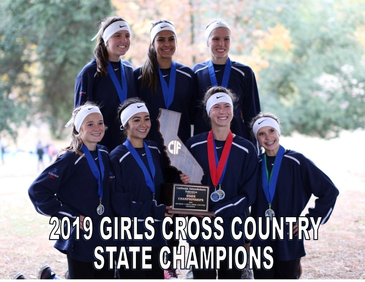 2019 Cross Country State Champions