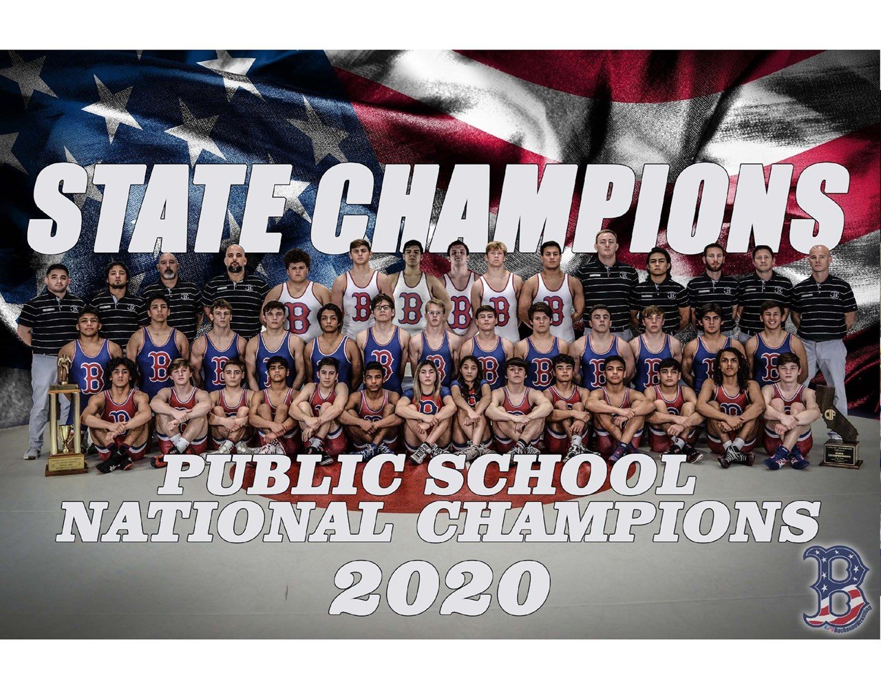 2020 Wrestling State Champions