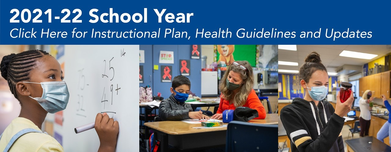 2021-2022 School Year Guidelines and Updates