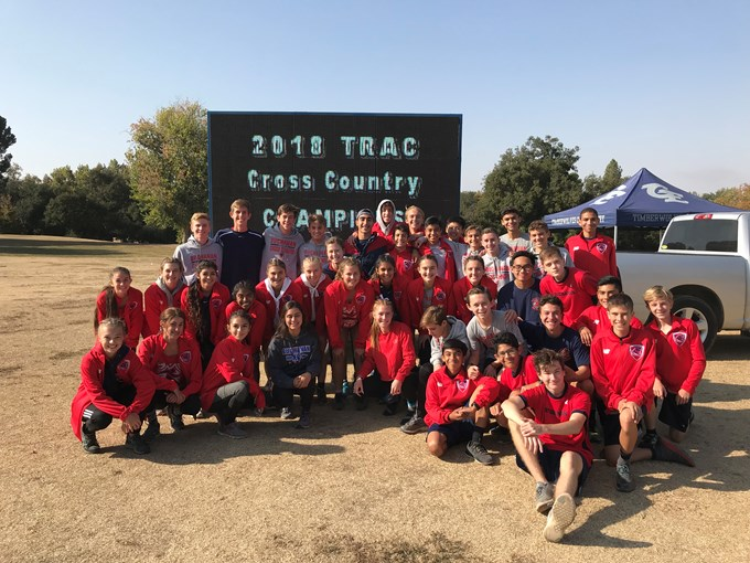 X Country TRAC Championships
