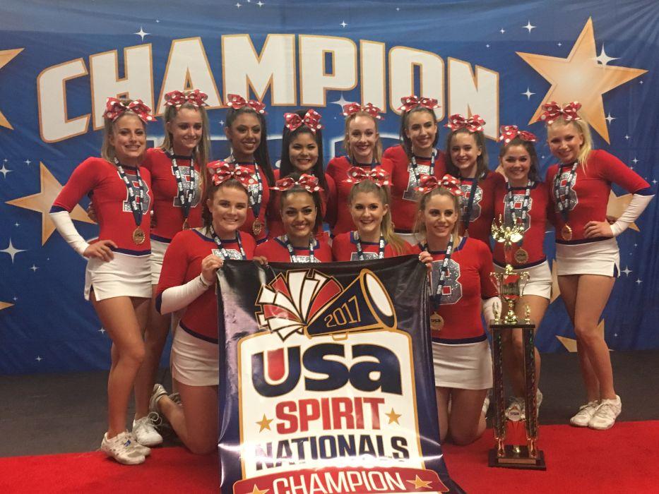 USA Spirit Nationals Champion
