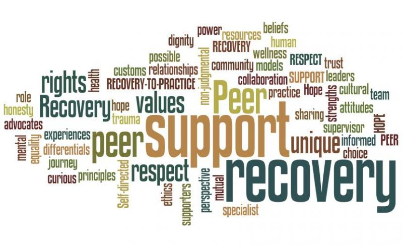 support recovery respect values hope trauma honesty